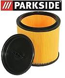 Parkside Faltenfilter Filter LIDL Nass Trocken Sauger PNTS 1250, 1300,...